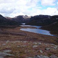 Topptur til Vådlandsnuten via Hiadalen.