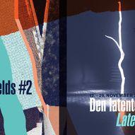 Digital arrangement: Latent City - Invisible Fields #2