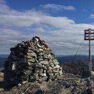 Topptur til  Eldsfjelltoppen