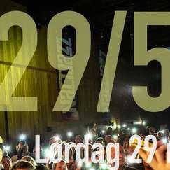 Dagspass LØRDAG 29. MAI // Nattjazz 2021