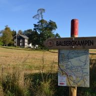 Fra Storhove (HiL) til Balbergkampen og tilbake