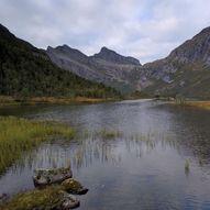 Fottur til Stokkvatnet i Nordfold