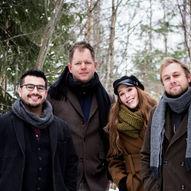 Julekonsert med Chris Medina, Pernille Øiestad, Eirik Næss & Lars Støvland // Hønefoss Kirke