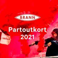 SK Brann, Partoutkort 2021