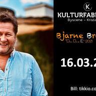 Bjarne Brøndbo  Tirsdag 16.03