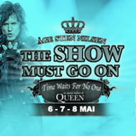 Åge Steen Nilsen - The Show MUST Go On