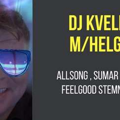 DJ Kveld m/Helge 18/9