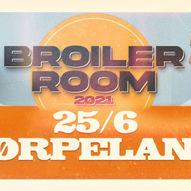BROILER ROOM @ Jørpeland