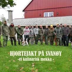 Jentejakt på Svanøy 1. - 3. oktober 2021