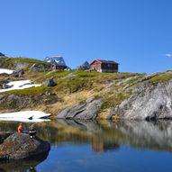 Til Snytindhytta fra Sigerfjord