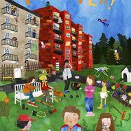 """Sommerteatret i Frognerparken // """"P for Per!"""" // 20. juni 13:00"""