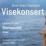 Ann-Iren Hansen // Givær