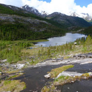 Storbørja-Tøymvatnet