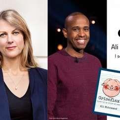 Griseflax - Helene Uri og Ali Mohammed i samtale om norske ord og uttrykk