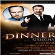 Dinnershow - Peer Gynstalen Grieghallen