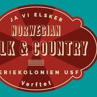 Ja vi elsker Norwegian Country - dobbelbillett