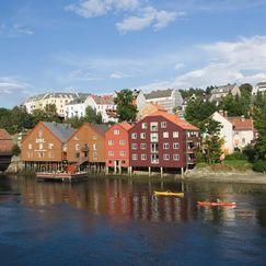 Bryggene i Trondheim