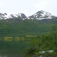 Grøndalen - Høydalsdalen (Heggjadalen-Austefjorden)