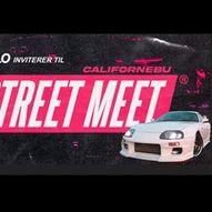 Californebu Street Meet - Bilplass