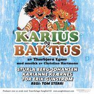 Karius og Baktus 21 mars kl.14