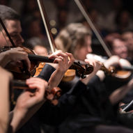 Relaxed Performance with the Royal Philharmonic Orchestra