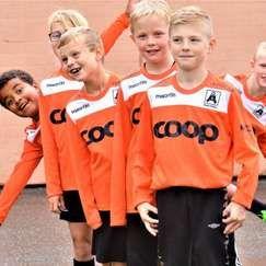 Åsane Fotball Tine fotballskole