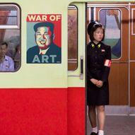 WAR OF ART - 12/5 KL. 18:00