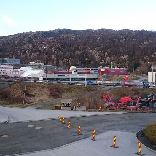 Helgelandsfjellet Tysvær