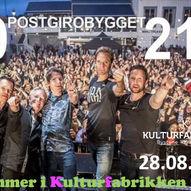 POSTGIROBYGGET-Byfesten - Kulturfabrikken