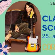 Claudia Scott i Cornerhagen - Ny dato 26.08