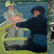 Kvinner i kunsten:Impresjonismen