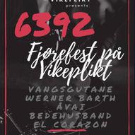 6392 - Fjørefest på Vikeplikt