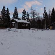 Langfjord til DNT Hytte i Strompdalen - gjennom Tettingsdalen