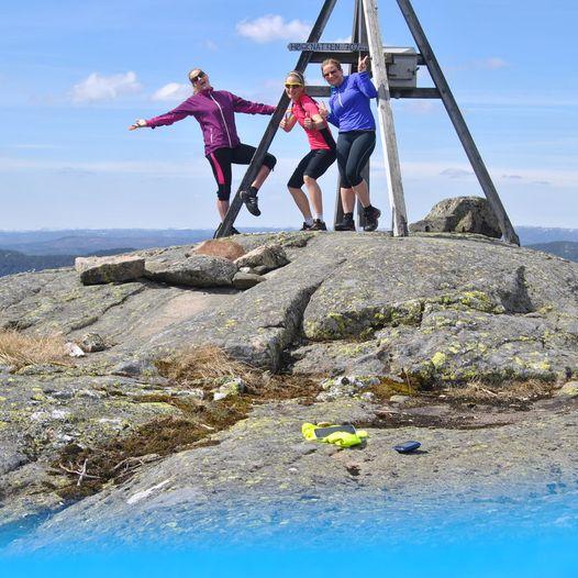 Høgeknatten og Blå-Huken i Åmli kommune