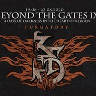 Beyond the Gates X- 2 Day Ticket Grieghallen  06.-07. August 2021