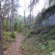 Oserødskogen rundt