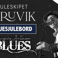 Juleskipet Bruvik//Magnus Antonsen Bluesband