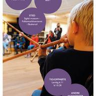 Barne- og ungdomssamlinga 2021