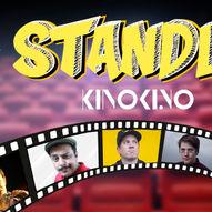 Standup på Kinokino  - med Fredrik Brimsø