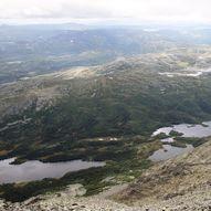 Reinsnuten - rik belønning etter 600 meters stigning