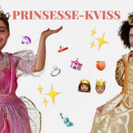Prinsessekviss // Rokken