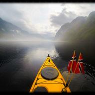 Padletur til Frafjord