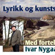 Lyrikk & Kunst safari med fortelleren Ivar Nygaard