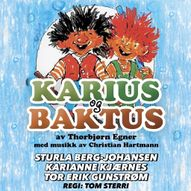 Karius og Baktus 21mars kl.16