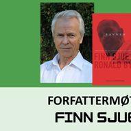 Forfattermøte: Finn Sjue // Hof bibliotek