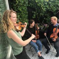 St.Croix strykekvartett og KrisUna Socanski