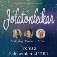 Jólatónleikar Íslenska safnaðarins í Noregi - Tromsø