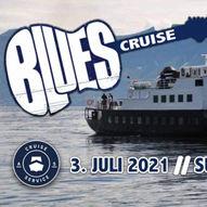 Bluescruise om bord MS Bruvik med Magnus Antonsen Bluesband