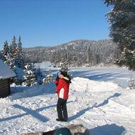 Skitur til Eiksetra