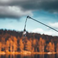Fisketur i Reinheimen i Skjåk